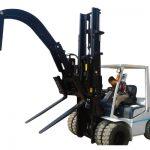 Гидравликалық Forklift Құбыр қысқышы