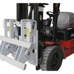 Forklift қосымшасы ілулі шанышқылар