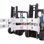 Гидравликалық Forklift 25f қағаз орамындағы қысқыш бөлшектері гипсокартон қаптамасында қолданылады