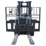 Сатуға арналған тірегі бар шанышқы бар Hyundai Forklift