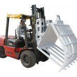 Forklift Химиялық талшықты қалдықтар