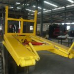 Гидравликалық Forklift Қоқыс салғыш